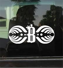 Amazon Com Yilooom Bumper Sticker For Cars Trucks Laptops Bassnectar Symbol 10 Inch Vinyl Decal Sticker Automotive