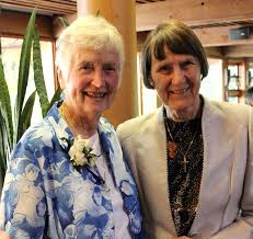 Sisters of Saint Ann, Pacific Northwest | Sisters Sheila Moss and ...
