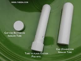 how to make an aromatherapy inhaler