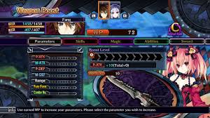 Game Review Fairy Fencer F Advent Dark Force Nintendo Switch Animeblurayuk