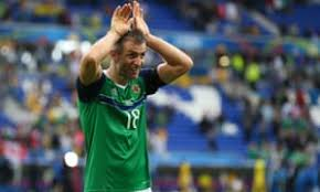 Northern Ireland's Aaron Hughes: 'In my head I'm not 38, I'm still young' |  Football | The Guardian