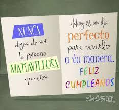 Pin De Ilma Janeth Rey En Happy Birthday Frases Para Felicitar