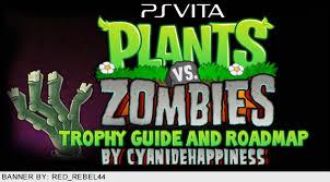 plants vs zombies trophy guide