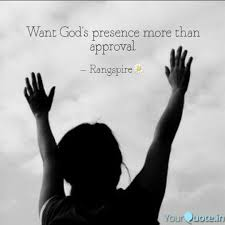 want god s presence more quotes writings by carmen wilbard