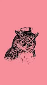 capn owl iphone 5 5s 5c wallpaper