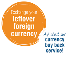 currency exchange travel money