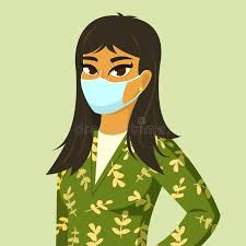 Wearing Surgical Mask Stock Illustrations – 3,257 Wearing Surgical Mask  Stock Illustrations, Vectors & Clipart - Dreamstime