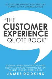 com the customer experience quote book customer