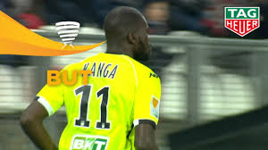 But Wilfried KANGA (83') / Amiens SC - Angers SCO (3-2) (1/16 de finale)  (ASC-SCO)/ 2019-20 - YouTube