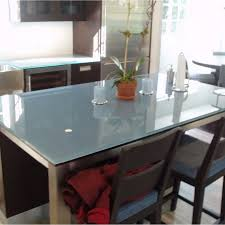 scratch proof painted glass table top