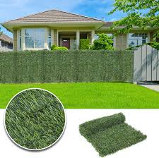 Extreme Artificial Conifer Leaf Hedge Roll Screening Privacy Screen Garden Fence 1m X 3m 1m X 3m Amazon Co Uk Garden Outdoors