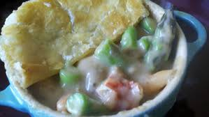 Red Kitchen Recipes: Lobster Pot Pie