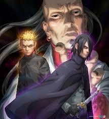 Jigen Naruto Sasuke by Lxich on DeviantArt