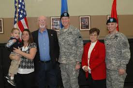 Active duty Ada Soldier promoted by Guard general   Local News    theadanews.com
