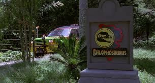 Dilophosaurus Fence In The Future Jurassicworldevo