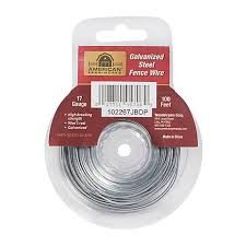 American Farmworks 17 Gauge Galvanized Steel Wire 100 Ft Sw17g100 Afw At Tractor Supply Co