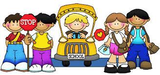 Preschool back to school clipart