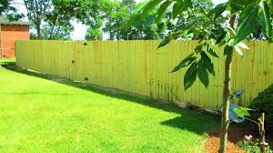Choosing The Right Paint For Your Wooden Fence Central Fence Co