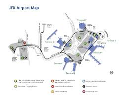 jfk airport parking guide find