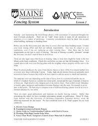Https Extension Umaine Edu Livestock Wp Content Uploads Sites 36 2014 05 Grazing Lesson 3 Pdf