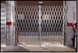Commercial Security Gates Grilles Dallas Fort Worthlonestar Overhead Doors