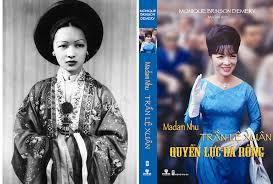 Madam Nhu TRẦN LỆ XUÂN - Quyền Lực Bà Rồng | Hình trái: Chân… | Flickr