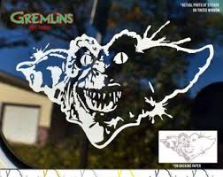 Gremlins Decal Etsy