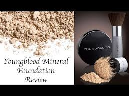 youngblood mineral foundation review