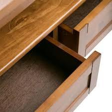 simpli home warm shaker solid wood 48