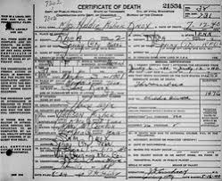 Addie Parlee Fisher Knox (1901-1940) - Find A Grave Memorial