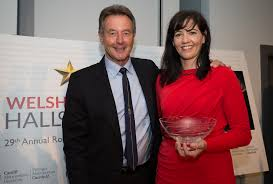 Kelly Morgan - Welsh Sports Hall Of Fame