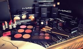 my mac makeup kit i got at today