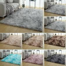 gy faux fur rug floor carpet