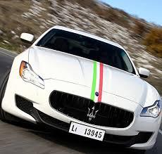 47 Italia Italy Flag Auto Decal Bonnet Buy Online In Tanzania At Desertcart