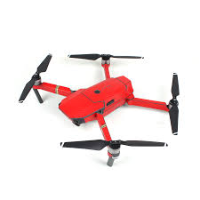 Waterproof Drone Decorative Sticker Decal Skin Wrap Cover For Dji Mavic Pro Red Cover For Cover Coverscover Skin Aliexpress