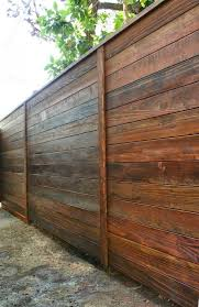 Best 53 Reference Of Horizontal Fence Panels Contemporary In 2020 Wood Fence Design Privacy Fence Designs Diy Privacy Fence