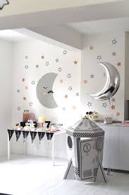 Fly Me To The Moon Austronaut Out Of Space Kids Rooms