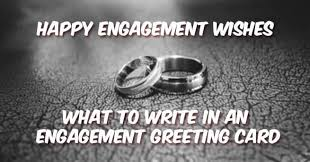funny engagement wishes for sister