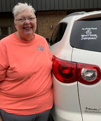 Mo Social Services On Twitter I M A Foster Parent What S Your Superpower Foster Parent Karen Hamilton Shows Off The New Car Decal 20th Circuit Cd Staff Gave To Local Foster Parents To