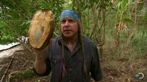 Cody vs. Joe: Opening a Coconut   Dual Survival - YouTube