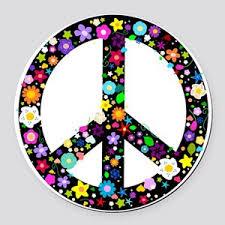 Flower Car Magnets Cafepress