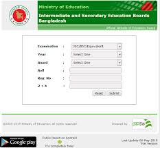 SSC Result 2019 Check Online All Education Board - Result Check BD