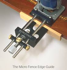 Edge Guide And Stop Collar Set Package Micro Fence