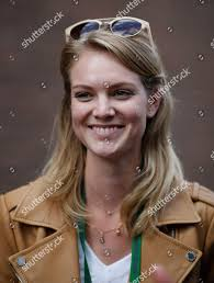 Abby Dixon Sam Querreys Girlfriend Wimbledon Editorial Stock Photo - Stock  Image | Shutterstock