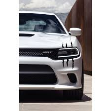 Battle Scars Decals 2015 2020 Charger