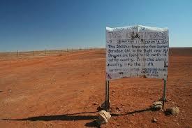 Dingo Fence Australia S 5 600km Dog Fence Amusing Planet