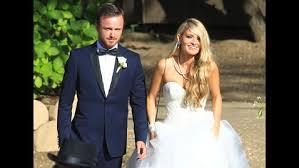 New Wedding Photos: Aaron Paul and Lauren Parsekian Say 'I Do' - ABC News