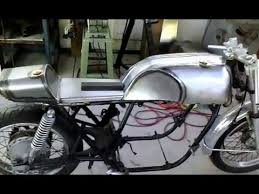 custom cafe racer seat and tank you