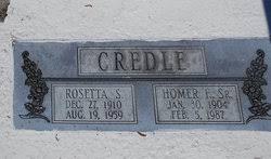 Rosetta Smith Credle (1910-1959) - Find A Grave Memorial