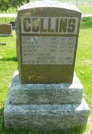 Muriel Adele Collins Bissett (1913-1990) - Find A Grave Memorial